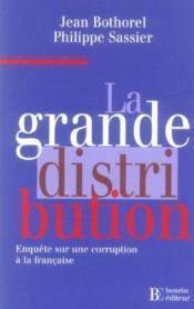 La Grande Distribution - Couverture - Format classique