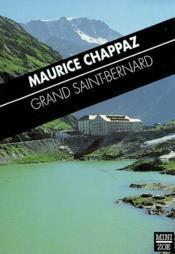 Grand saint-bernard - Couverture - Format classique
