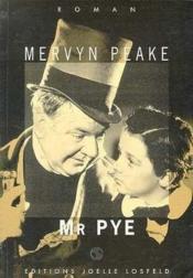 Monsieur pye - Couverture - Format classique