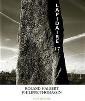 Lapidaire 17 - Intérieur - Format classique