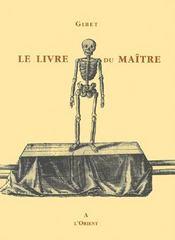 Livre Du Maitre - Intérieur - Format classique