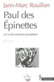 Paul Des Epinettes - Couverture - Format classique