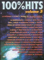 100% hits volume 5 - Intérieur - Format classique