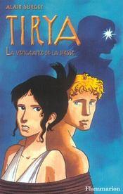 Tirya - t06 - la vengeance de la deesse - Intérieur - Format classique