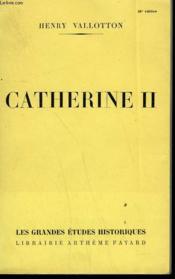 Catherine Ii. - Couverture - Format classique