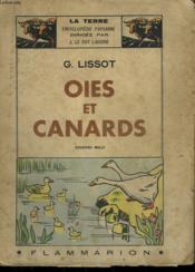 Oies Et Canards. Collection : La Terre - Couverture - Format classique