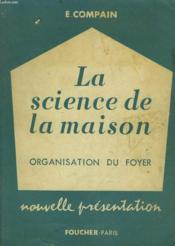 La Science De La Maison - Couverture - Format classique