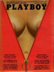 Playboy Entertainment For Men N° 7 - Bibby Fischer - An Interview With Kurt Vonnegut, Jr - Eight Freaky Ways To Beat The Stock Market... - Couverture - Format classique
