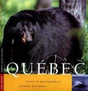 Québec - Couverture - Format classique