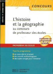 Objectif Concours - Couverture - Format classique