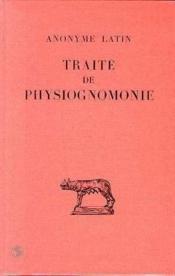Traite de physiognomonie - Couverture - Format classique