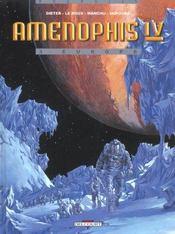 Amenophis IV t.3 ; Europe - Intérieur - Format classique