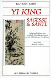 Yi king sagesse et santé - Couverture - Format classique