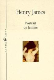 Portrait de femme - Couverture - Format classique