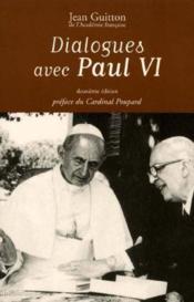Dialogues avec paul vi. 2eme edition - Couverture - Format classique
