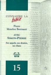 Revue Lumen Vitae N.15 ; Connaître La Bible Avec Simon-Pierre ; Ses Appels, Ses Doutes, Ses Elans - Couverture - Format classique