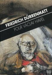 Pour Vaclav Havel - Couverture - Format classique