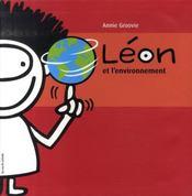 Léon et l'environnement - Intérieur - Format classique