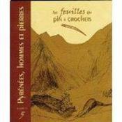 Les Feuilles Du Pin A Crochets N.5 ; Pyrénées, Hommes Et Pierre - Couverture - Format classique