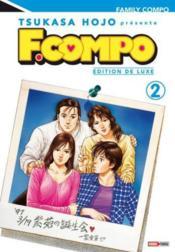 Family Compo t.2 - Couverture - Format classique