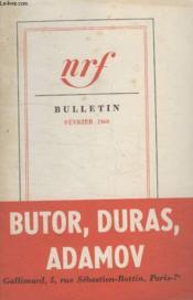 Bulletin Fevrier 1960 N°146. - Couverture - Format classique
