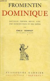 Dominique - Couverture - Format classique