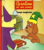Youpi Magicien - Couverture - Format classique