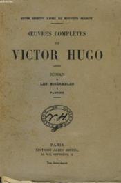 Oeuvres Completes De Victor Hugo - Roman V - Les Miserables - I - Fantine - Couverture - Format classique