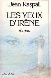 Les yeux d'Irène - Couverture - Format classique