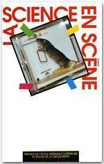 La science en scène - Couverture - Format classique