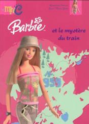 Barbie et le mystere du train - Couverture - Format classique