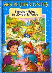 Blanche-Neige - Le Lièvre et la Tortue - Intérieur - Format classique