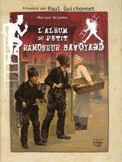 L'album du petit ramoneur savoyard - Couverture - Format classique