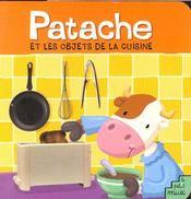 Patache Et Les Objets De La Cuisine - Intérieur - Format classique