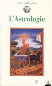 L'astrologie - Couverture - Format classique