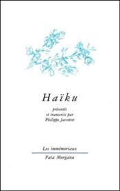 Haïku - Couverture - Format classique