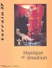 TERRAIN N.37 ; musique et émotion - Intérieur - Format classique