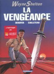 Wayne Shelton T.5 ; La Vengeance - Intérieur - Format classique