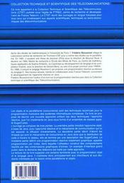 Objet reactif en java - 4ème de couverture - Format classique