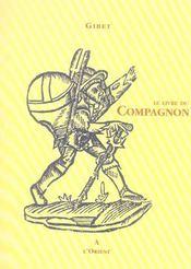 Livre du compagnon - Intérieur - Format classique
