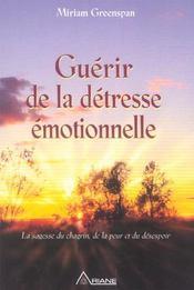 Guerir de la detresse emotionnelle - Intérieur - Format classique