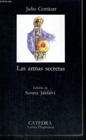 Armas Secretas - Couverture - Format classique