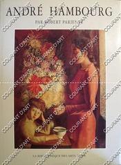 ANDRE HAMBOURG. (Poids de 2082 grammes) - Couverture - Format classique