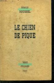 Le Chien De Pique. - Couverture - Format classique