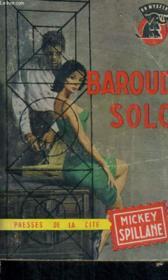 Baroud Solo - Couverture - Format classique