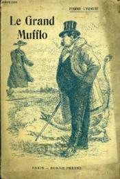 Le Grand Mufflo. - Couverture - Format classique