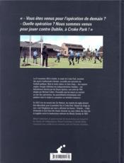 Croke Park ; dimanche sanglant à Dublin - 4ème de couverture - Format classique