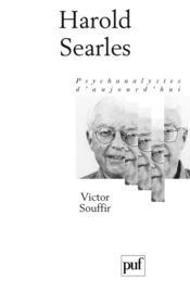 Harold Searles - Couverture - Format classique