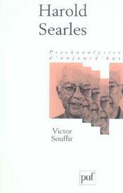 Harold Searles - Intérieur - Format classique