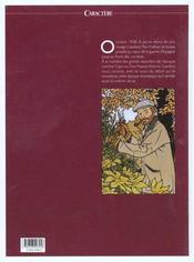Max fridman t.3 ; no pasaran - 4ème de couverture - Format classique